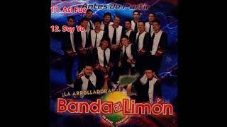 Bajar Musica Mp3 La Arrolladora Banda El Limon | Album Antes De Partir (1998)