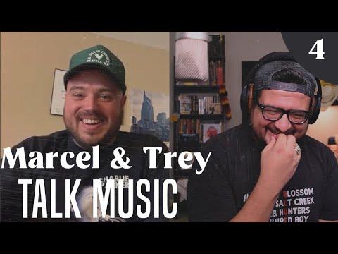 Trey Hensley Talks Songwriting, Tony Rice Licks, and Charlie Parker - Marcel and Trey Talk Music