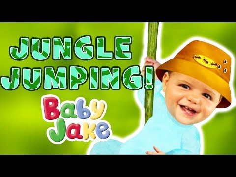 Baby Jake - Jungle Jumping   2+ Hours!