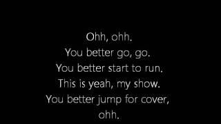 You Got Nothing On Me - Sapphire Elia (Britannia High) Lyrics