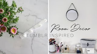 TUMBLR Inspired Room Decor Ideas 2018