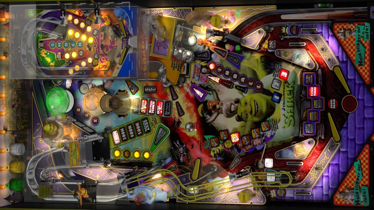 Shrek (Stern 2008) VPX