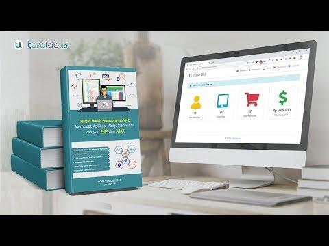 Membuat Aplikasi Penjualan Dengan Php