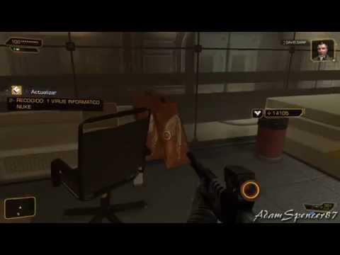 03. Deus Ex: Human Revolution - Deus Ex Difficulty Walkthrough - Zeke Sanders