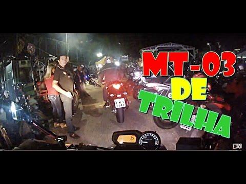 MAYKY DA XJ - CHEGANDO NO ENCONTRO | MT03 OFF ROAD