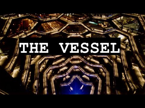 The Vessel At Hudson Yards NYC