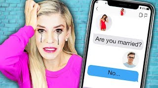 Rebecca Zamolo decided to catfish her husband Matt to see if he he tells the truth and he actually replied! After Rebecca Zamolo picked up GAME MASTER Inc.