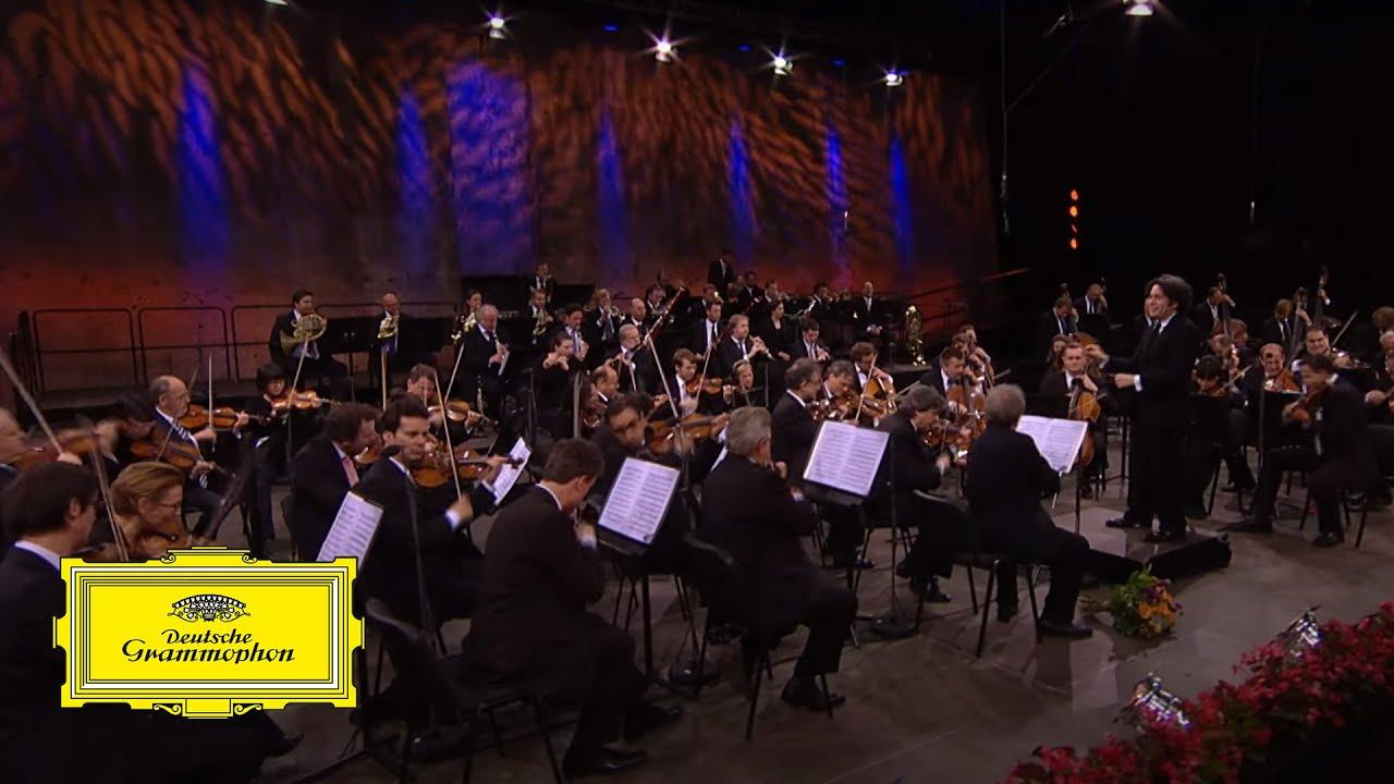 Gustavo Dudamel,Berliner Philharmoniker – Rossini: Guillaume Tell: Overture,Allegro vivace (excerpt)