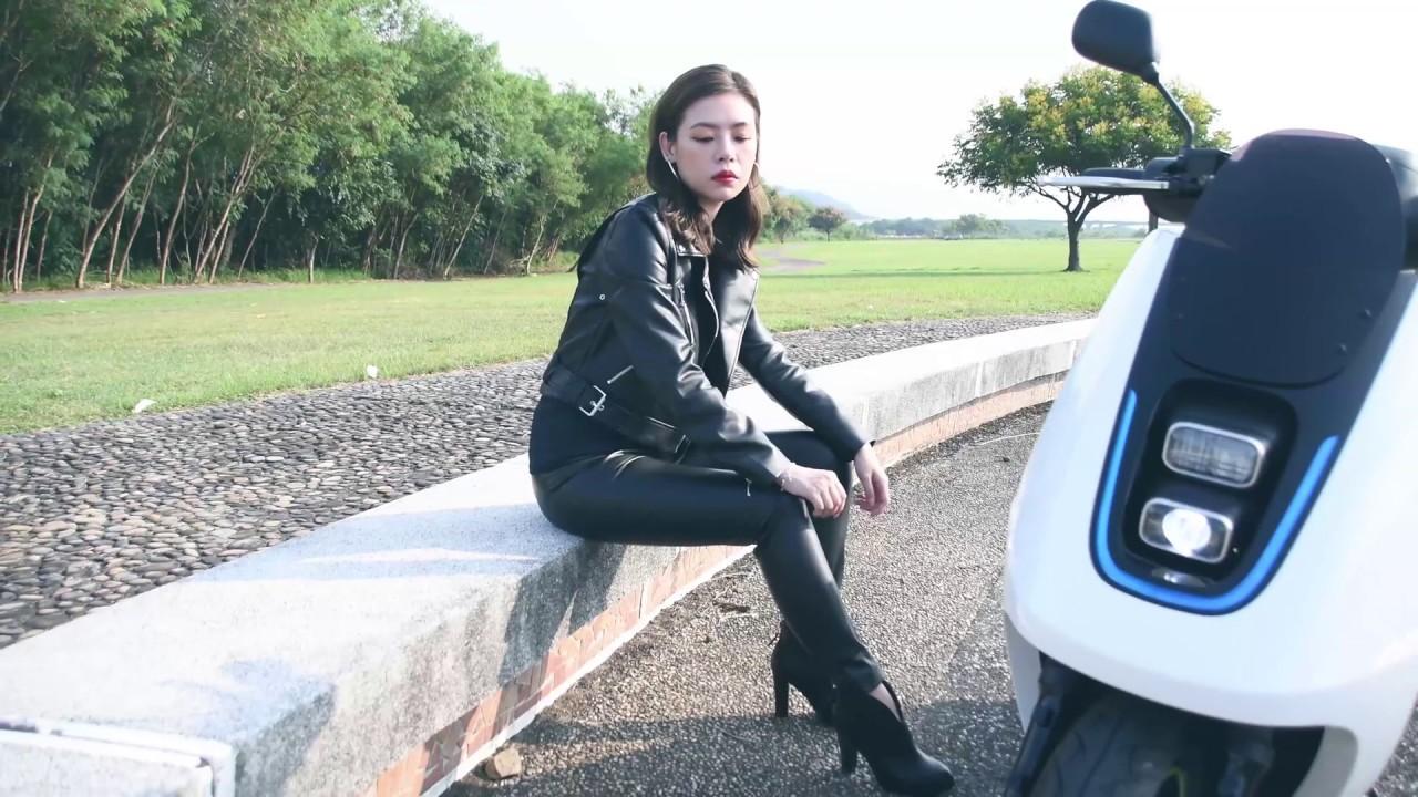 氫能機車廣告拍攝 - YouTube