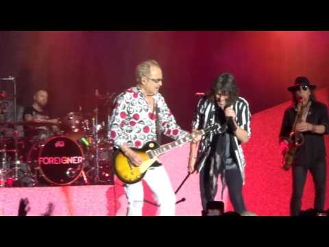 Foreigner - Long, Long Way From Home (Dresden)