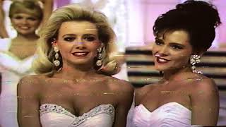 1993 Miss America 🇺🇸 Pageant ♥ Crowning Moment 👑 (September, 14, 1992)