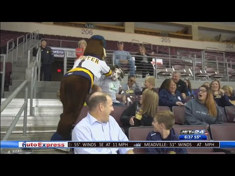 Erie Otters To Debut New Mascot Otto