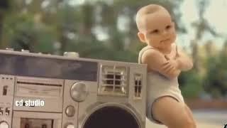 Adiye podi pacha siriki cute  baby dance video | gaana sudhakar song