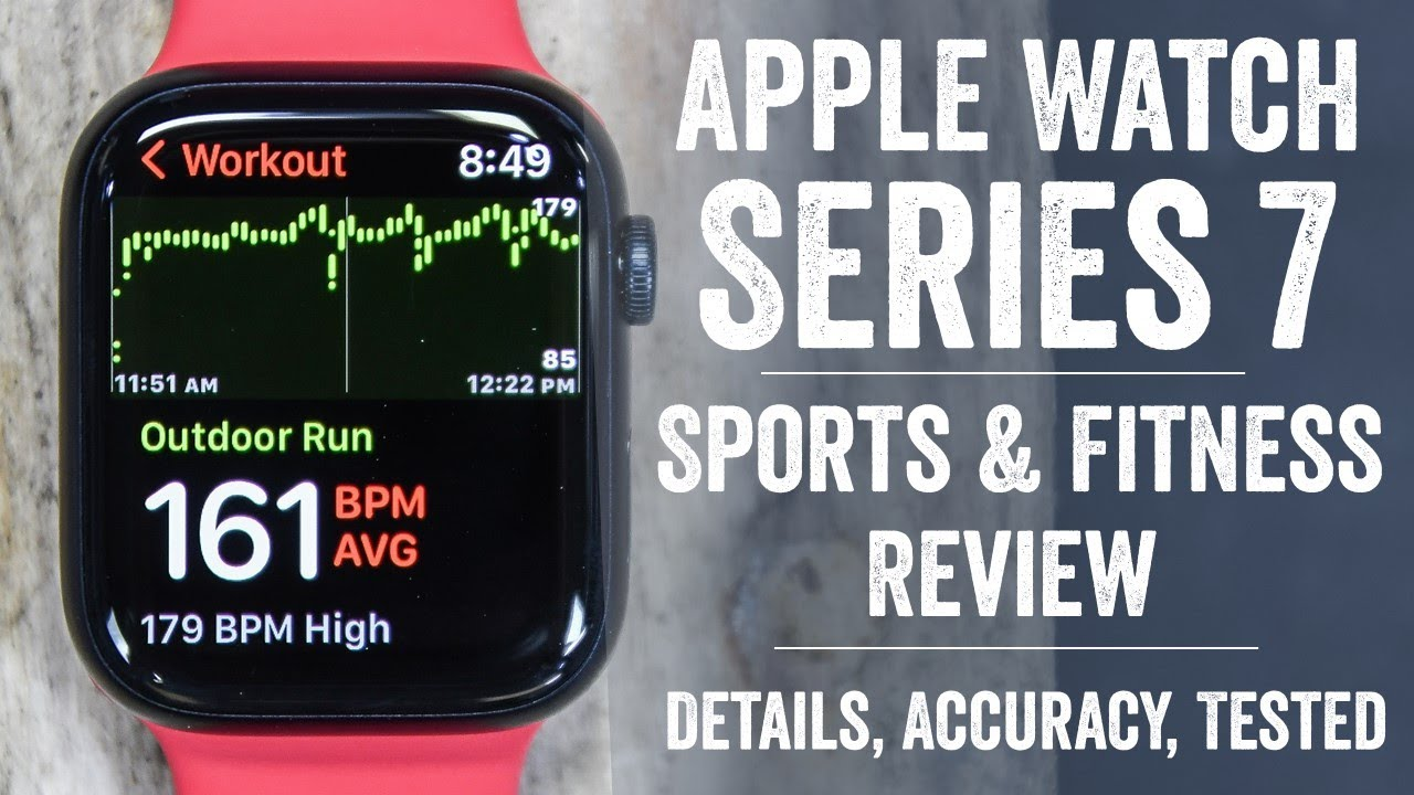 Download Apple Watch Series 7 Sports & Fitness Review