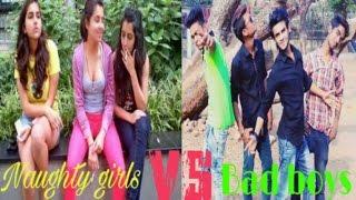 Sexy Girl vs Bad Boys | Elvish Yadav