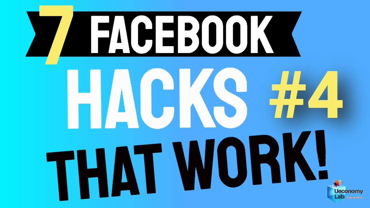 7 Facebook Hacks Mini Course - Facebook Hack #4 - How To Boost Your Facebook Post Engagement.