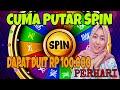 SPIN WHEEL..!!AUTO SULTAN APK PENGHASIL UANG CAIR TIAP HARI