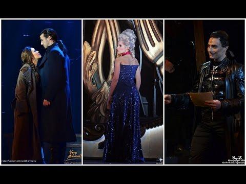 Marie Antoinett musical - 2016.03.07 (Vágó Bernadett, Vágó Zsuzsi és Szabó P. Szilveszter)