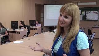 Сюжет от 09.07.2019: Профориентационная школа «Ориентир-2019»