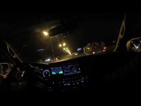 Lexus LX570 против Volkswagen Passat CC 1.8 шашки по МКАДу