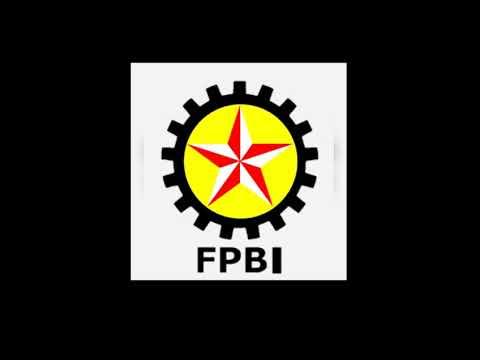 Pasukan Rakyat Merdeka - Redsquad FPBI ( lirik )