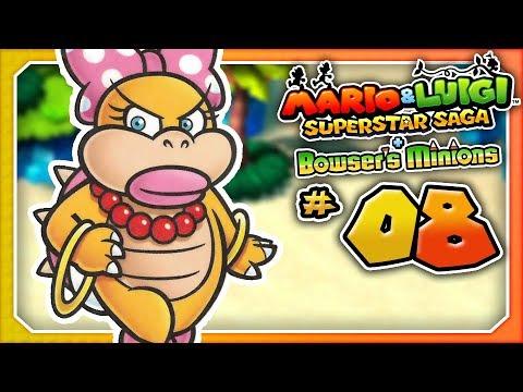 Mario & Luigi: Bowser's Minions - Part 8: The Winner of The Cutie Contest! (3DS)