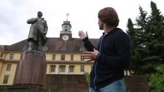 Планета Футбола. Германия. Вюнсдорф - видео не футбольное, но интересное