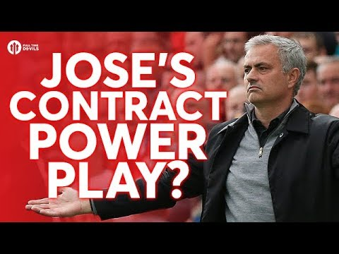 Jose's Contract Powerplay? Full Time Review LIVERPOOL 0-0 MANCHESTER UNITED