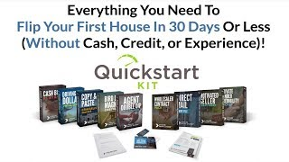 How To Get Started Flipping Real Estate - FREE Quick Start Kit