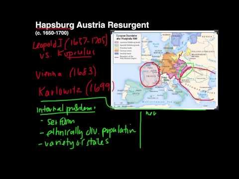 Habsburg Austria and Brandenburg-Prussia