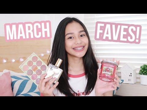 March Favorites 2017! (Philippines) | ThatsBella
