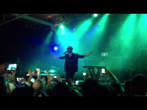 Ryan Leslie - Glory (Live) 1080p.