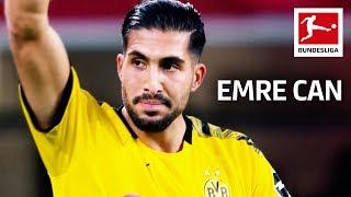 Emre Can Borussia Dortmund s New Midfield Rock