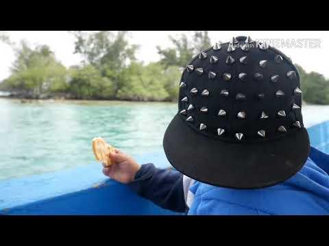 KEPULAUAN SERIBU-Travelling-pulau seribu-pulau pramuka-made with kinemaster video Mp3