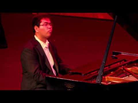 """Heroique Aza Sydykov plays Chopin Polonaise in A flat major, Op. 53- ""Heroique"""