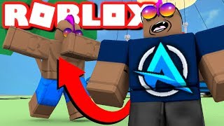 ALI-A VICTORY ROYALE IN ROBLOX FORTNITE 🌴 (NEW FREE ISLAND ROYALE CODES)