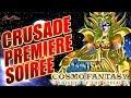🔴SAINT SEIYA COSMO FANTASY : Crusade VS Soulofgold