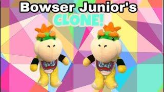 TMD Movie: Bowser Junior's Clone!
