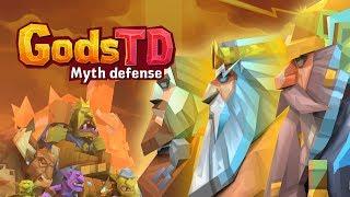 Gods TD: Myth defense