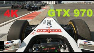 PROJECT CARS  4K GTX 970 PC ULTRA DUBAI AUTODROME GP
