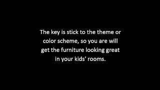Art For Kids Furniture Tips | Modern Kids Furniture Guide