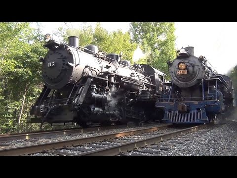 The Anthracite Express (in HD)