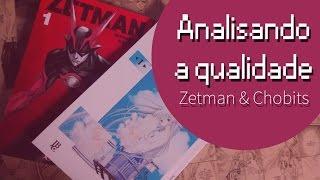 [LANÇAMENTO] - Zetman e Chobits ZETMAN 検索動画 44