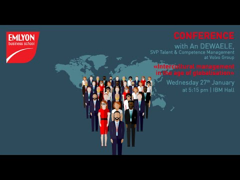 Conference - Intercultural Management in the age of Globalisation | VOLVO Group