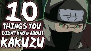 10 Things You Probably Didn't Know About Kakuzu! (10 Facts)   Naruto/Naruto Shippuden