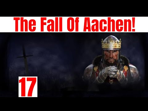 The Fall Of Aachen | Poland Let's Play #17 | Vanilla Beyond Mod | Total War Medieval II