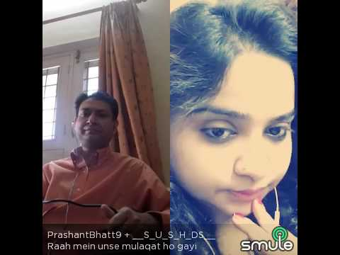 Raah Mein Unse Mulakaat Ho Gayi By Junior Kumar Sanu Prashant Bhatt And Sushmita Das