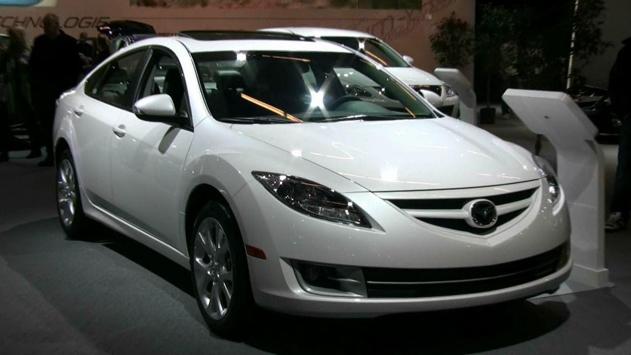 Mazda 6 2012 interior