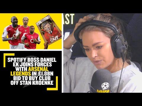 Spotify boss Daniel