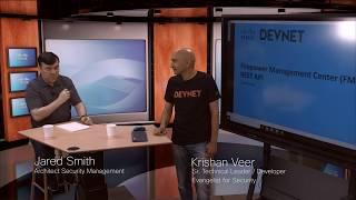 Devnet FMC REST API overview